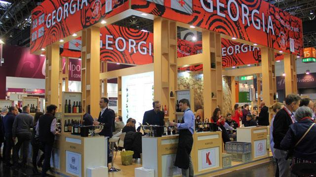 ქართული ღვინის მწარმოებელი კომპანიები ProWein-ზე მონაწილეობდნენ