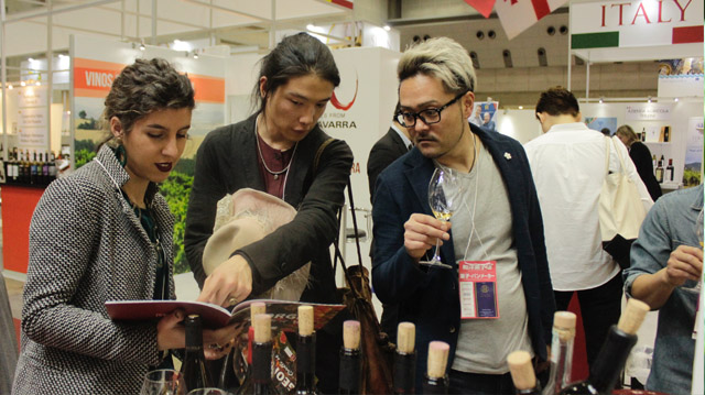 ქართული ღვინის წარდგენა იაპონიაში
