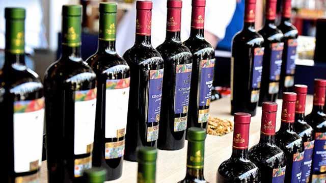 ღვინო ექსპორტზე ლაკდჯფლ