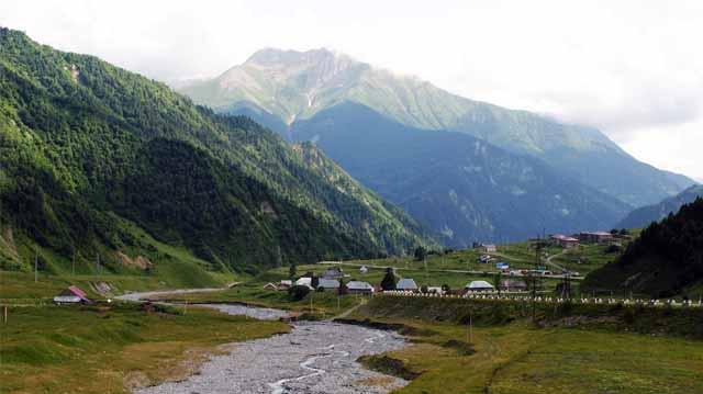 მთის სოფელი