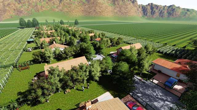ღვინის სოფელი