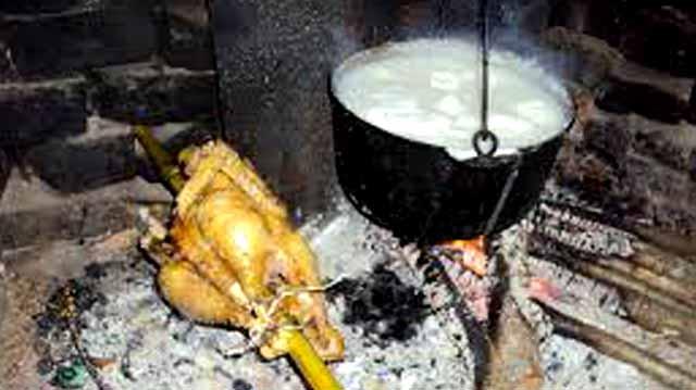 სამზარეულო მეგრული