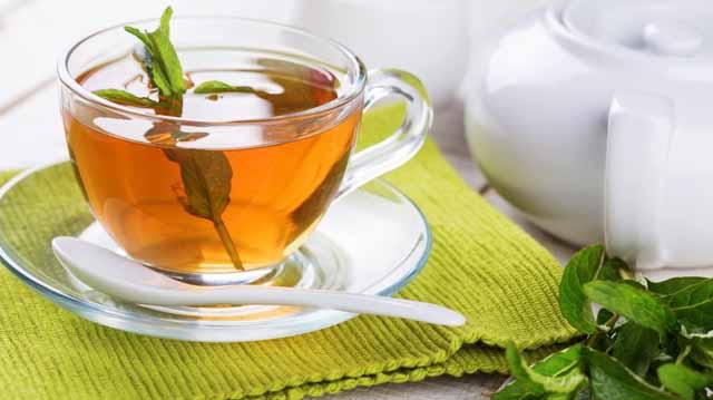 ჩაის ნაყენი
