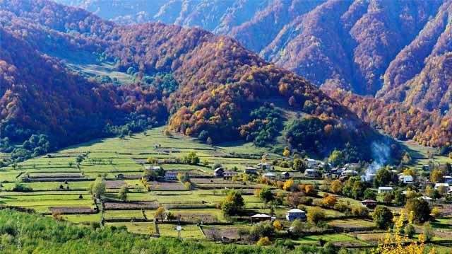 მაღალმთიანი სოფელი